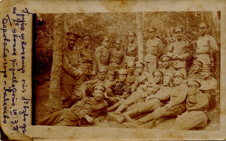 Bulgarisch, Armee, Militärische, Geschichte, Alte