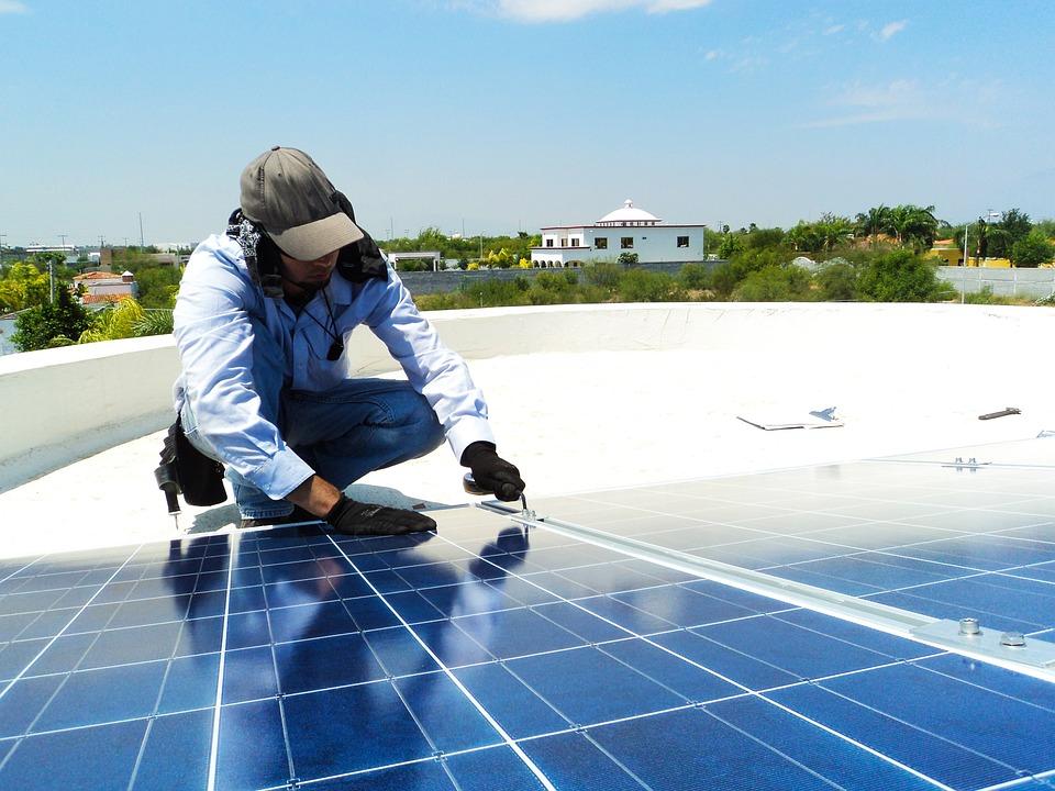 Solaire, Photovoltaïque, Énergie