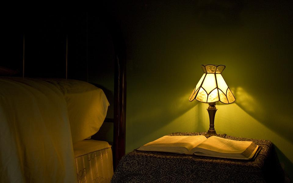 L& Light Bed Bible Still Life Soft Light & Free photo: Lamp Light Bed Bible Still Life - Free Image on ... azcodes.com