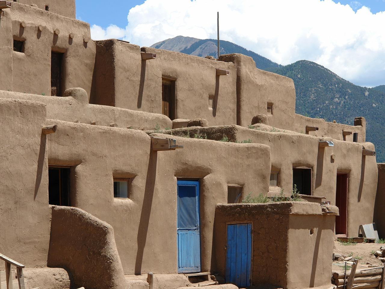 ニュー メキシコ州 家 - Pixabayの無料写真