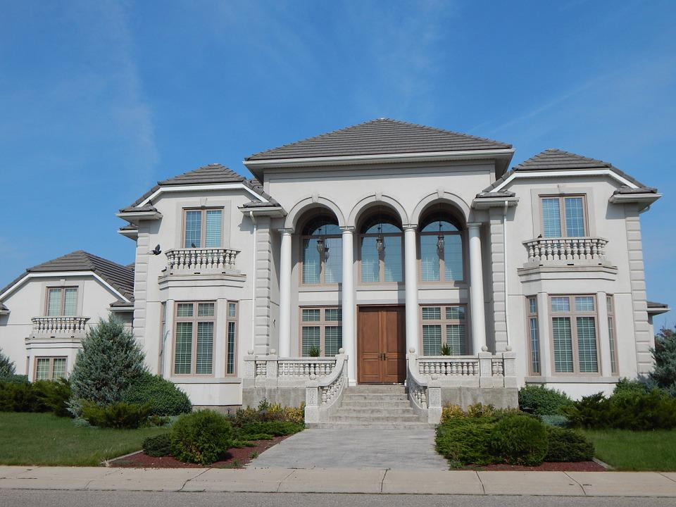 Mansion house home real estate luxury mortgage
