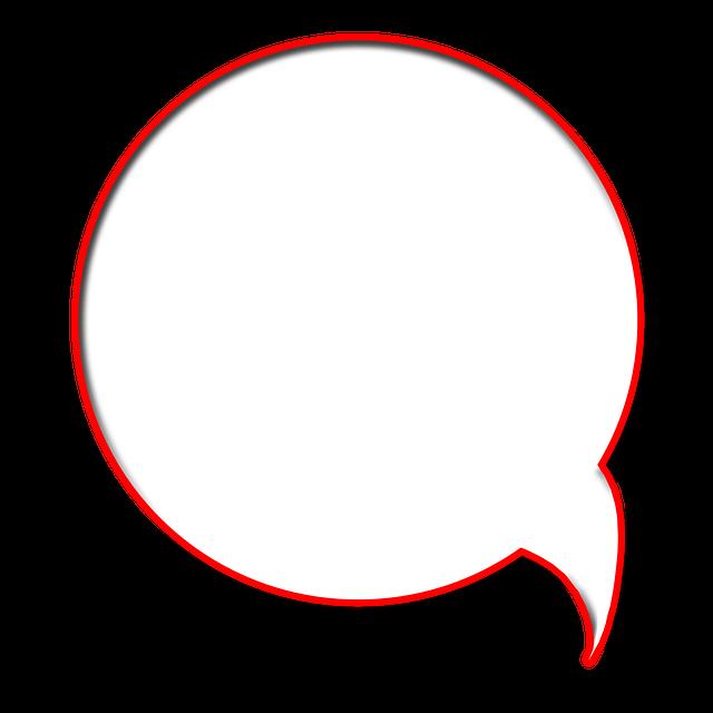 Free Illustration Balloon Comic Cartoon Message Free Image On Pixabay