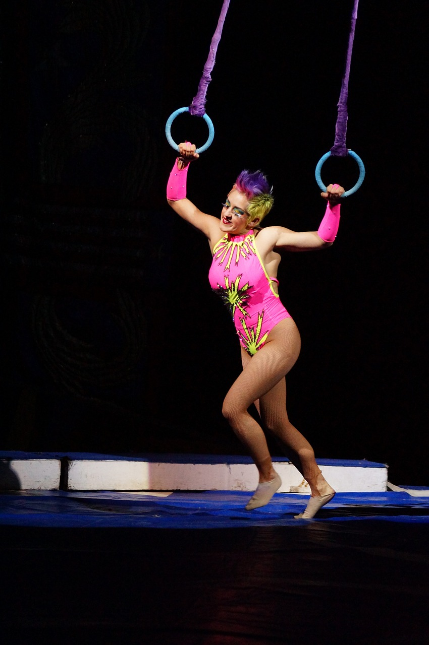 Смотреть фото цирковых акробатов