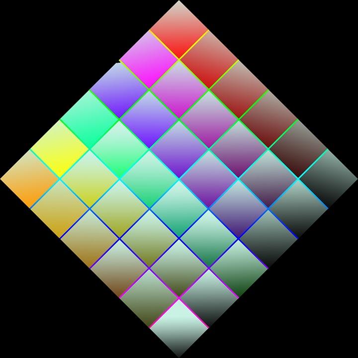 Kotak Pelangi Warna Belah Gambar Gratis Di Pixabay