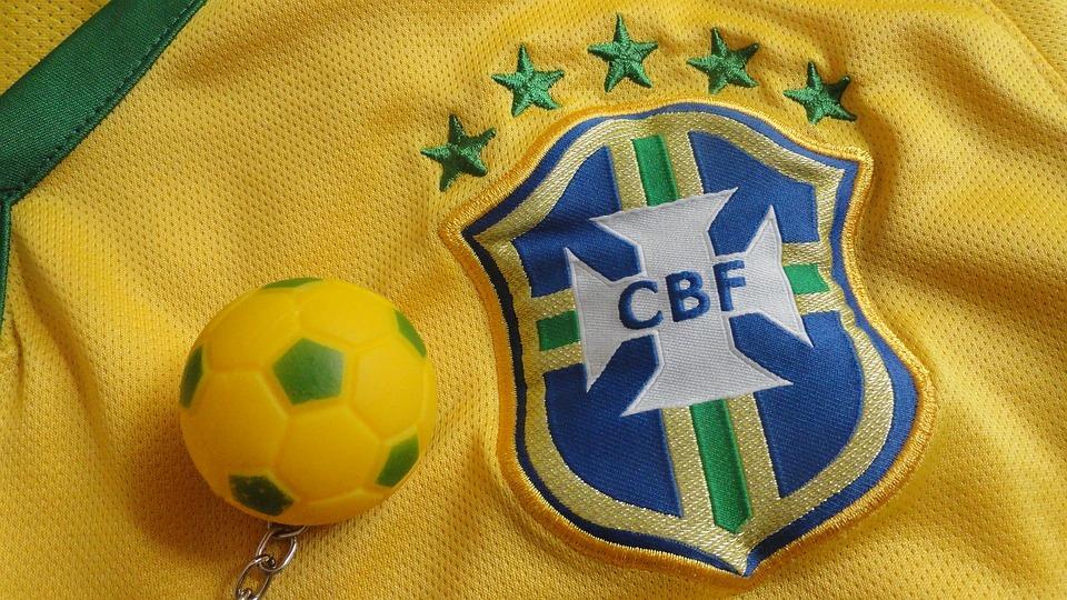 Brazilien, Fußball, Kbf, Fifa Weltmeisterschaft, Ball