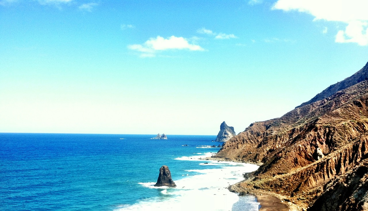 Islands in the island Trikala Tenerife