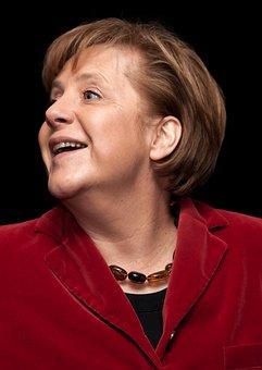 Angela Merkel, Politiker, Deutsch