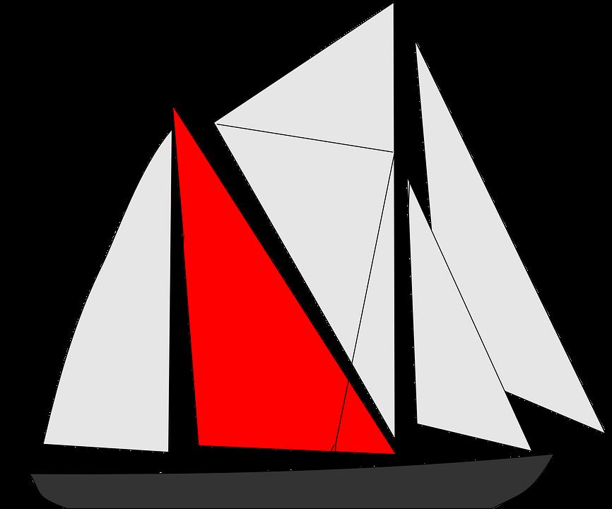 Pelayaran Perahu Layar Kapal Gambar Vektor Gratis Di Pixabay