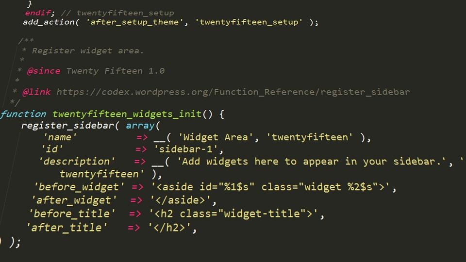 ワードプレス, Php, コード, プログラミング, 開発, ワードプレスのテーマ, テーマ