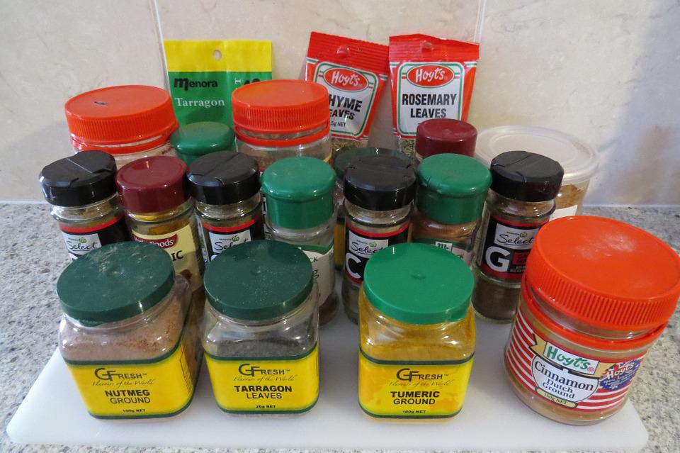 Turmeric powder svenska