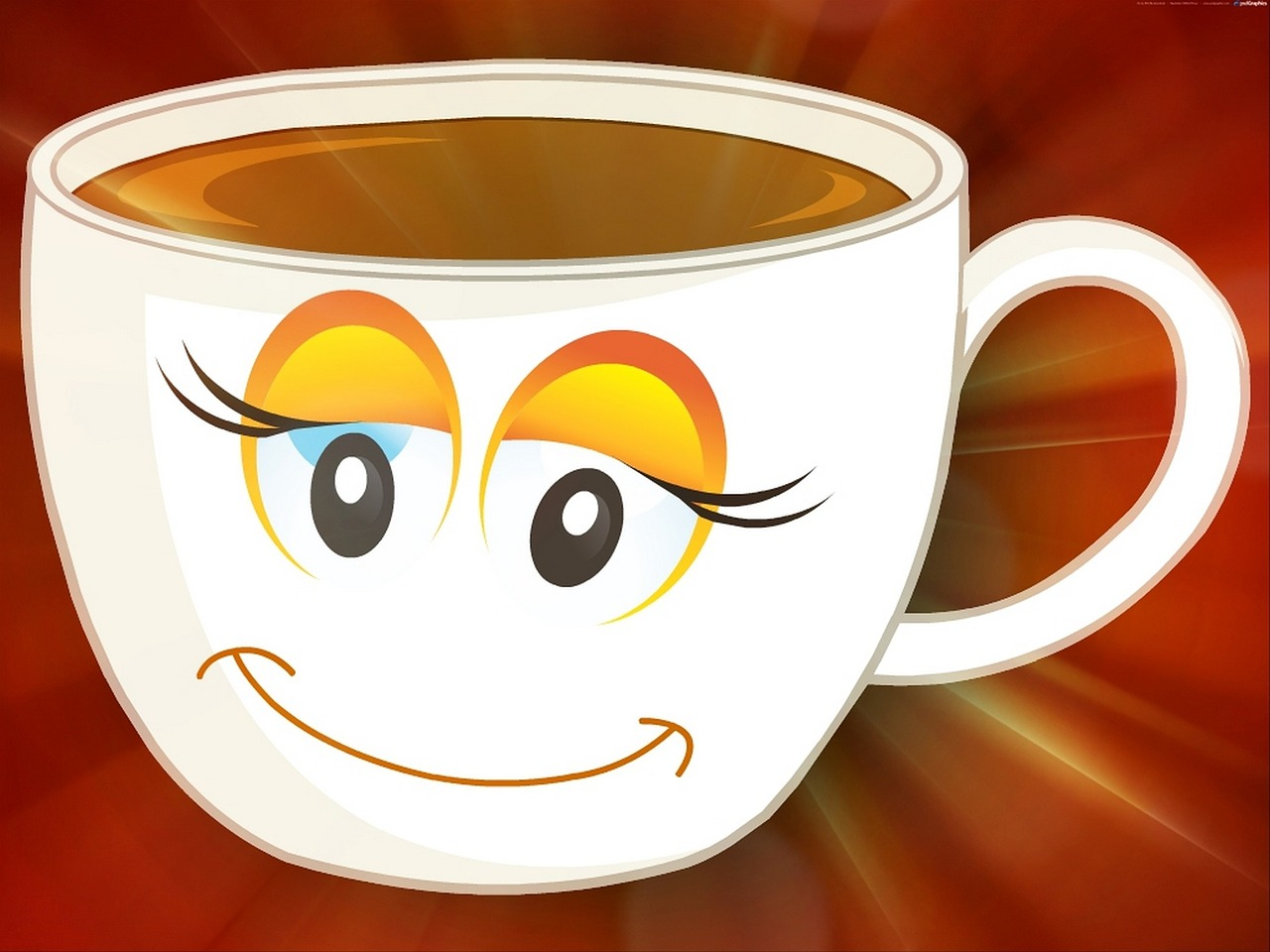 Картинки утро начинается с улыбки с кофе, словом