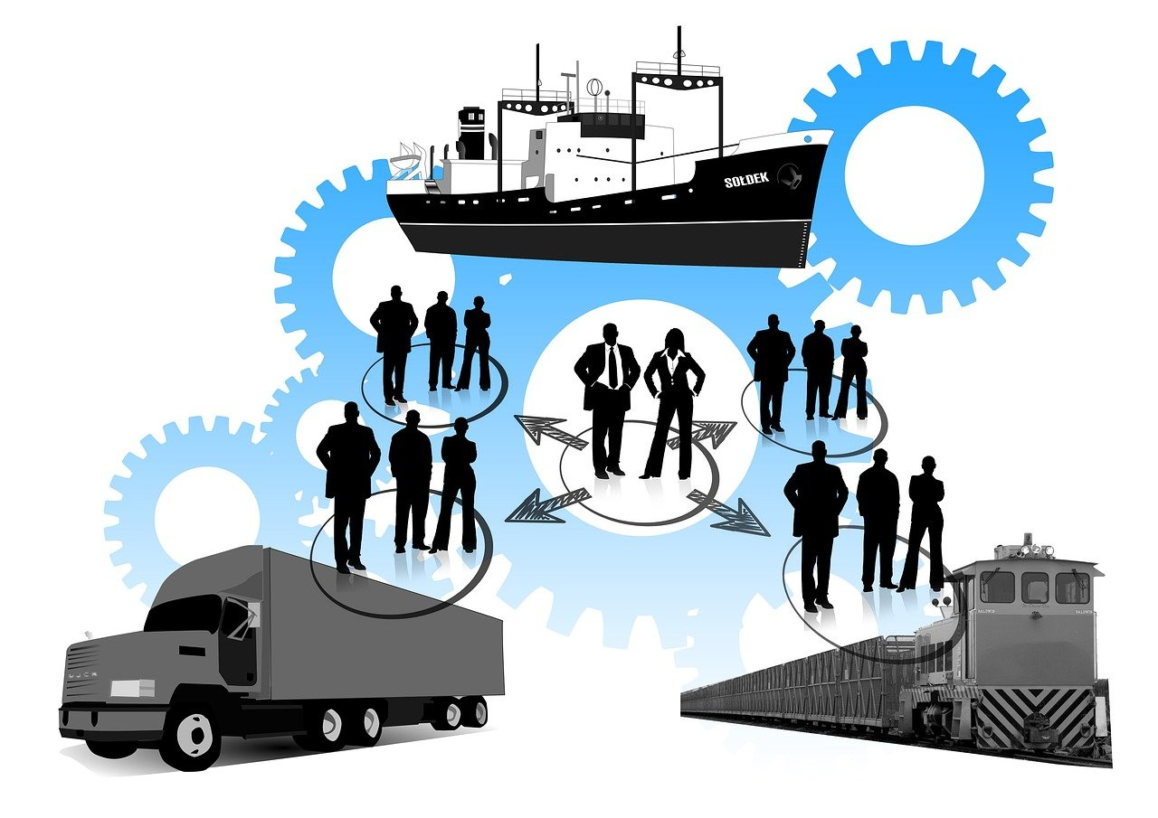 logistics supply chain The terms logistics and supply chain management are sometimes used interchangeably some say there is no difference between the two terms, that supply chain management is the new logistics.