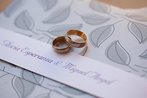 Anillos, Matrimonio, Boda, Wedding