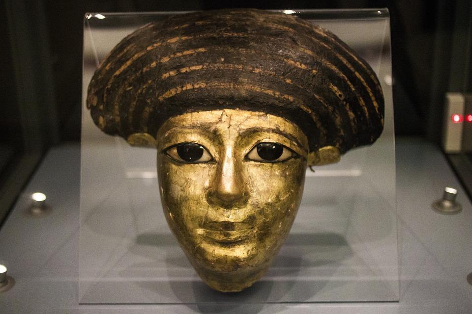 Free Photo Museum Mask Ancient Egyptian Free Image