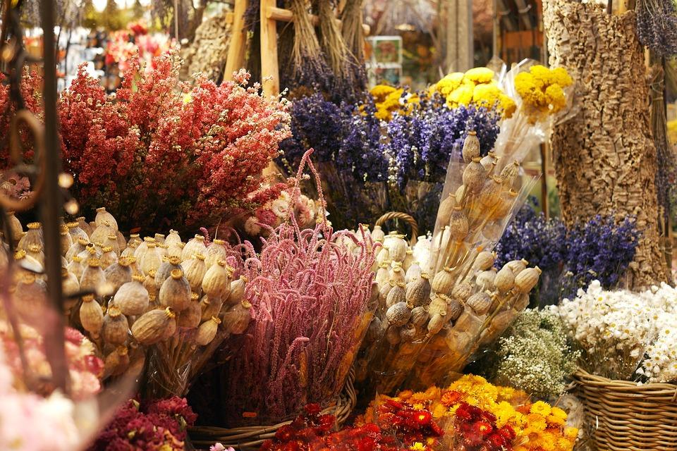 ドライフラワーに適した花13種類|向かない花の条件