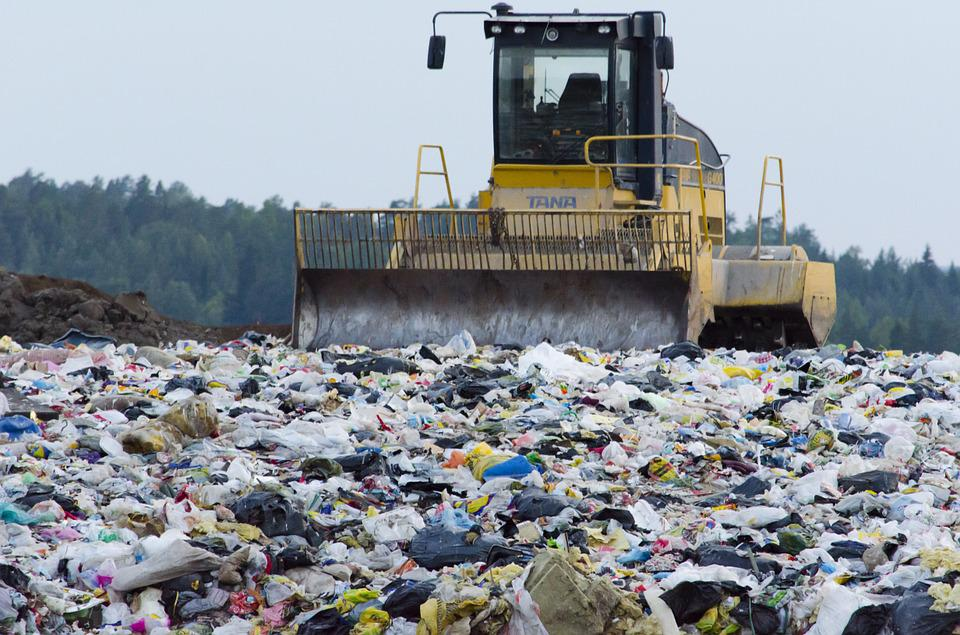 Landfill, Waste Management, Waste, The Garbage, Society