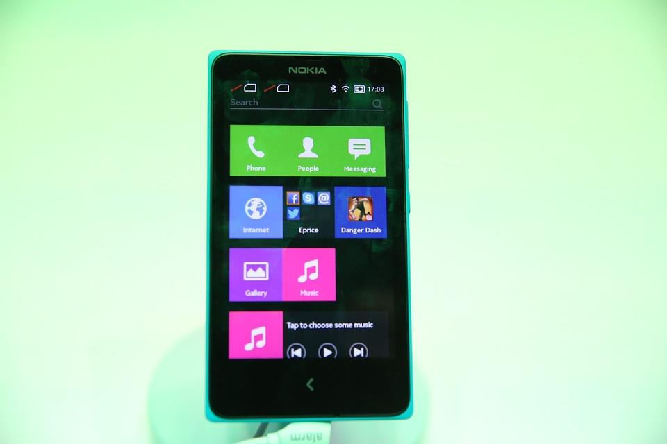 Nokia, Windows Phone, Мобильный Телефон, Майкрософт