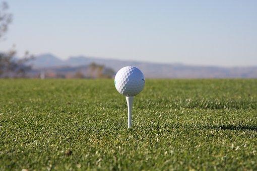 Golf, Tee, Golfing, Golfer, Golf, Golf