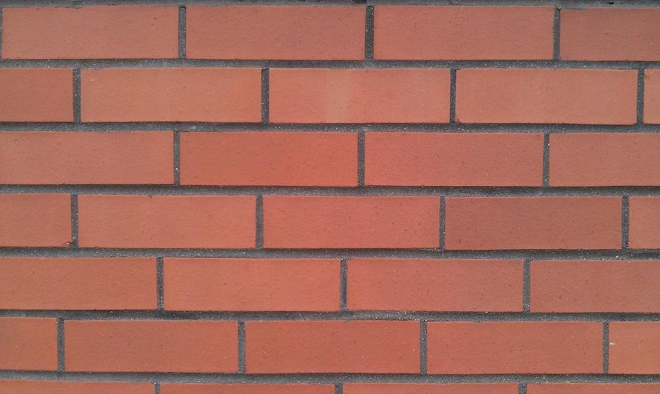 Free Photo Red Brick Wall Bricks Red Free Image On