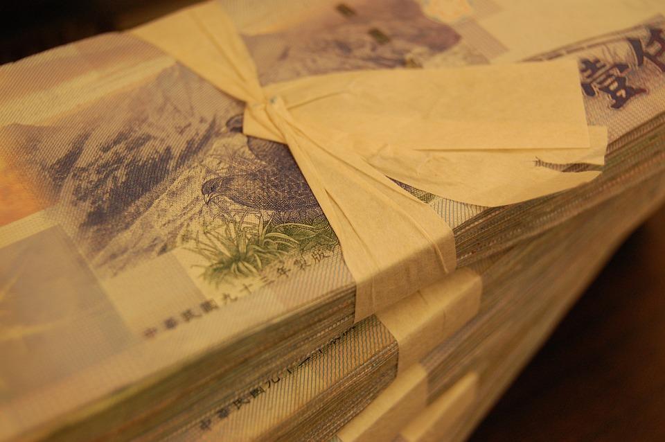 錢, 新台幣, 一千元, 鈔票
