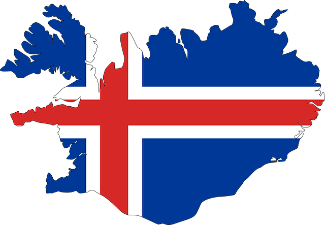 Free vector graphic: Iceland, Map, Flag, Europe, Country ...
