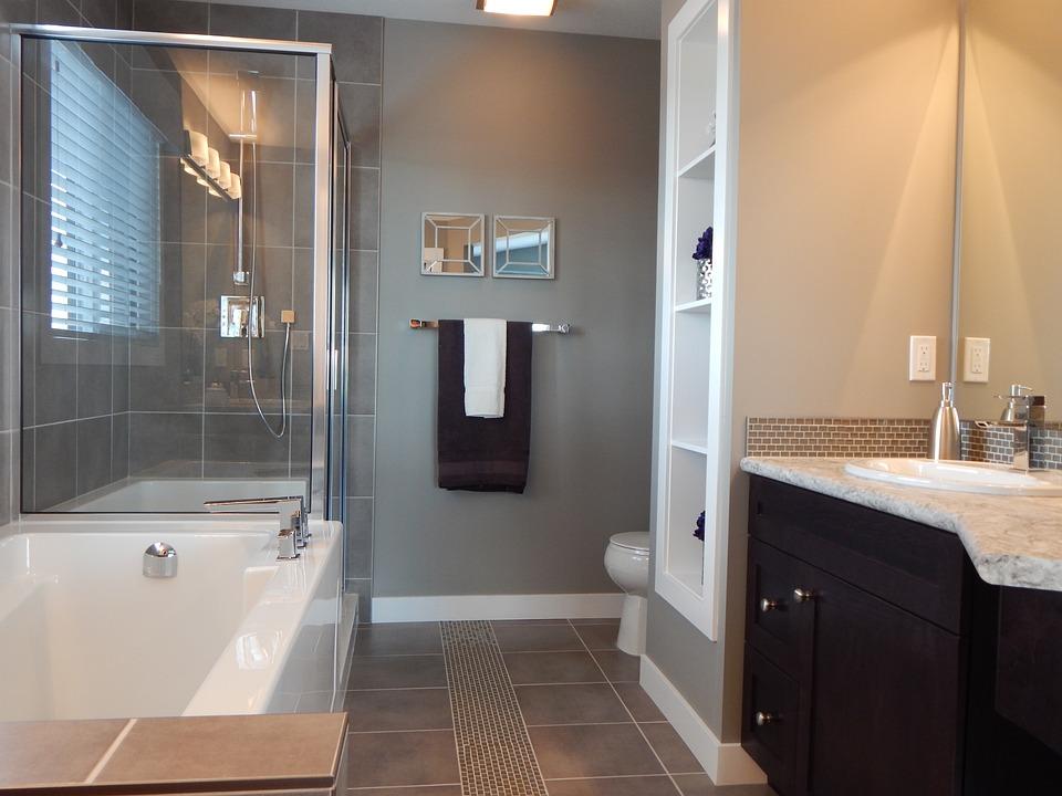 Kostenloses Foto: Bad, Badezimmer, Dusche, Badewanne - Kostenloses ...