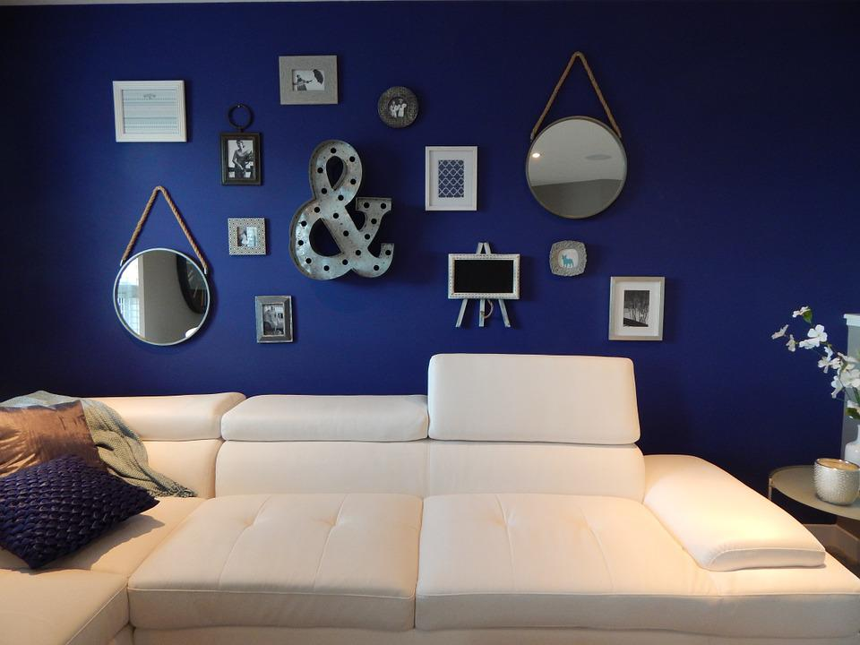 Classic Blue: The Color of 2020 sofa world