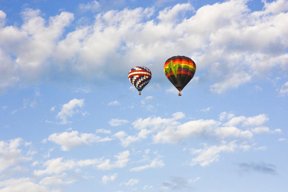 Sky Balloons Gallery