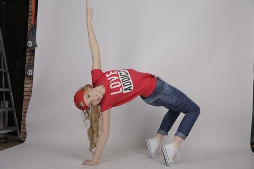 Dansant, Danseurs, Danse, Danseur