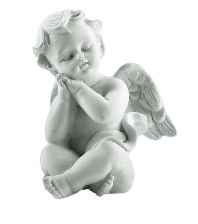 Ange, Chérubin, Symbole, Le Ciel, La Religion, Statue
