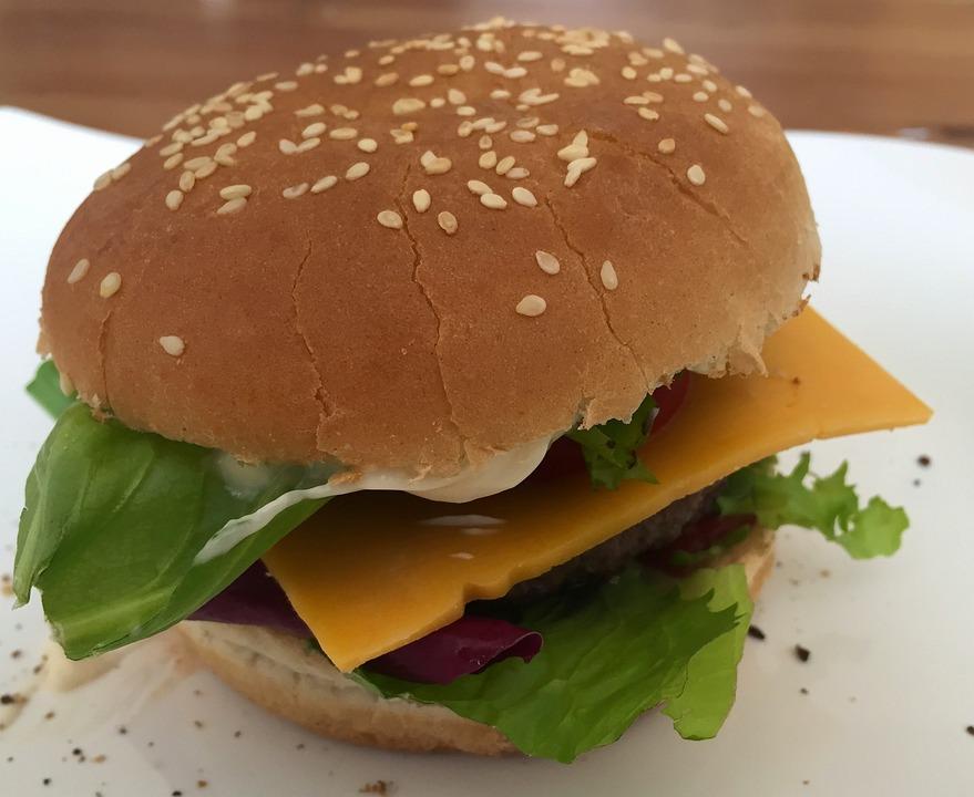 Burger, Manger, Hamburger, Délicieux, Alimentation