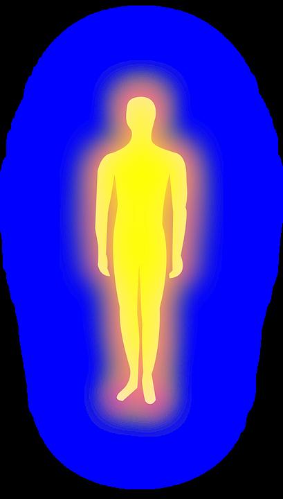 Aura, Karosserie, Seele, Licht, Spiritualismus