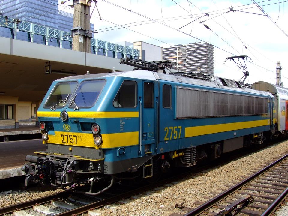 B 2757 ベルギー 鉄道 · Pixabay...