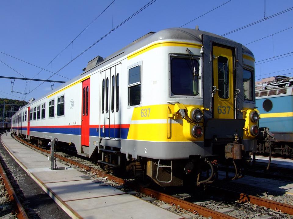 B 637 ベルギー 鉄道 · Pixabay...
