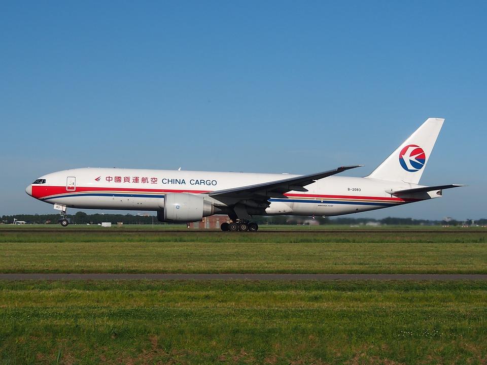 中国の貨物航空会社 ボーイング ...