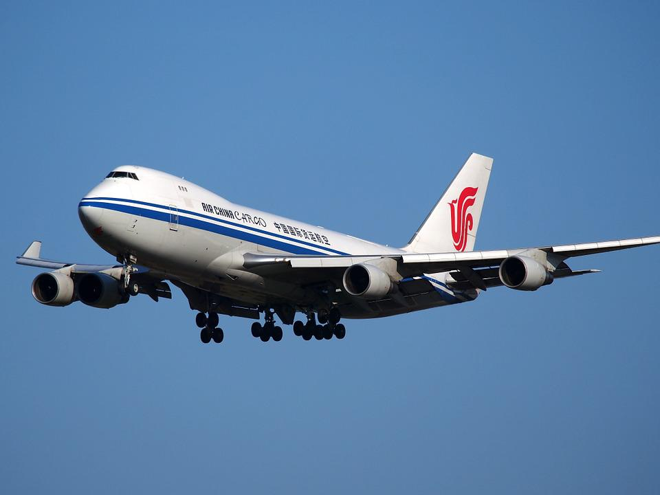 Boeing 747, Jumbo Jet, Air China Cargo