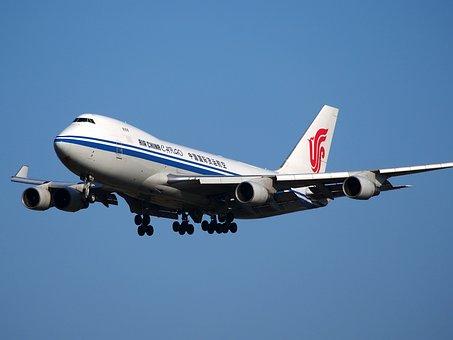 ボーイング 747 型機, ジャンボジェット, 中国国際航空貨物, 航空機