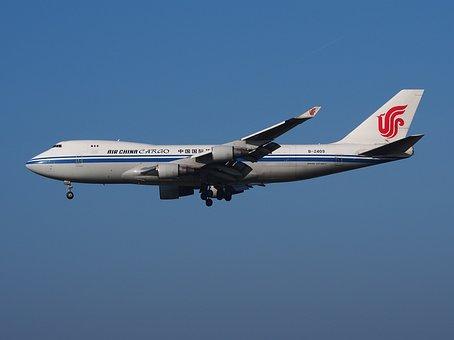 Boeing 747, Jumbo, Carga Aérea China