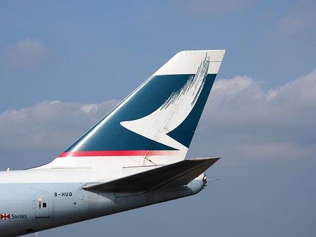 ボーイング 747 型機, フィン, キャセイ パシフィック航空
