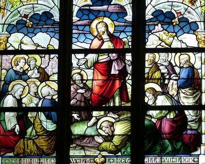 Church, Window, Church Window