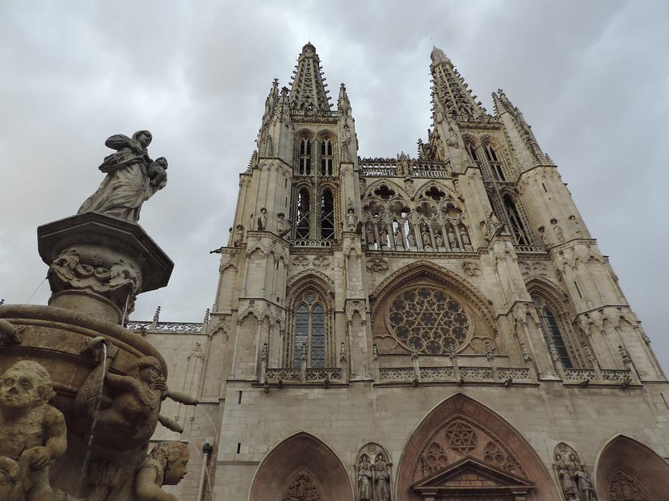 Burgos Cathedral Gothic Art History Middle Ages