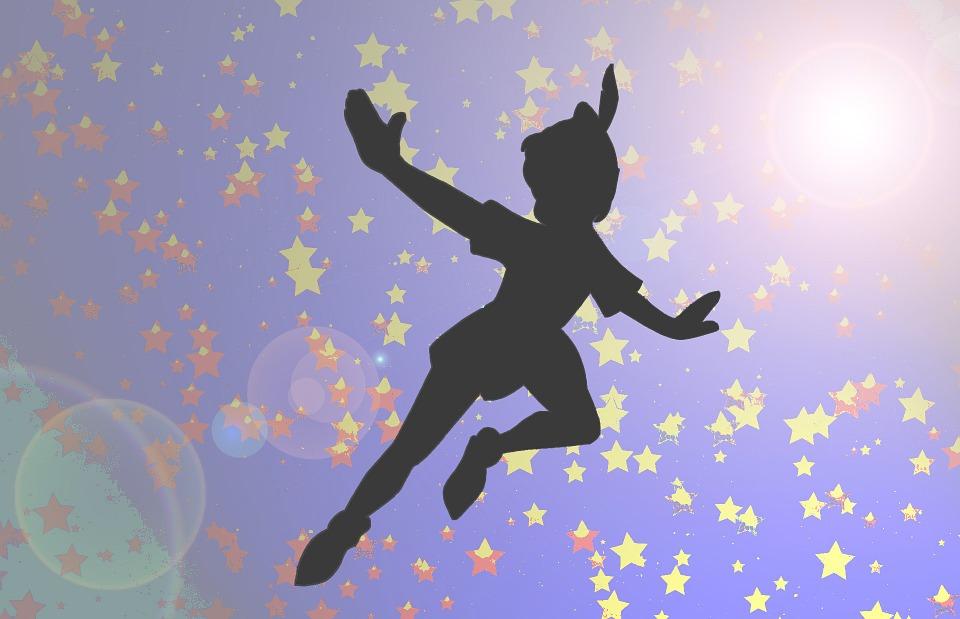 Peter pan fairy free image on pixabay - Image de peter pan ...