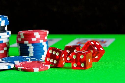 Play, Poker, Cube, Gambling, Casino