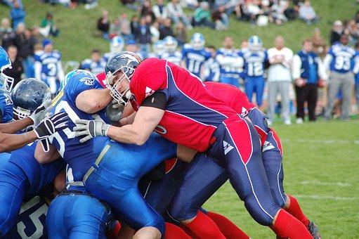 American Football, Calanda Broncos