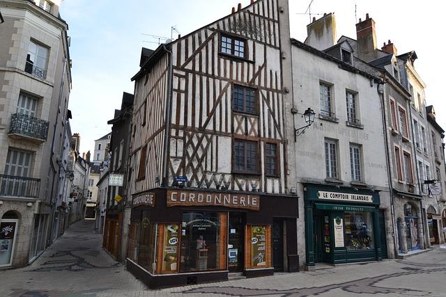 Maison De Ville Blois
