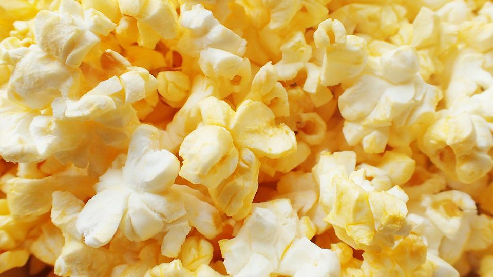 Popcorn, Snack, Food, Buttered, Pop, Corn, Salty