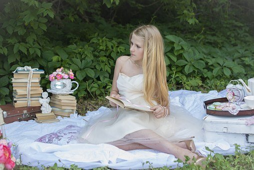 Vacation, Tea Party, Sweets, Nature