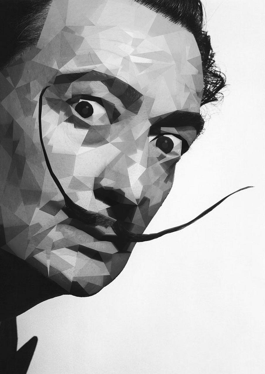 Poet Salvador Dali
