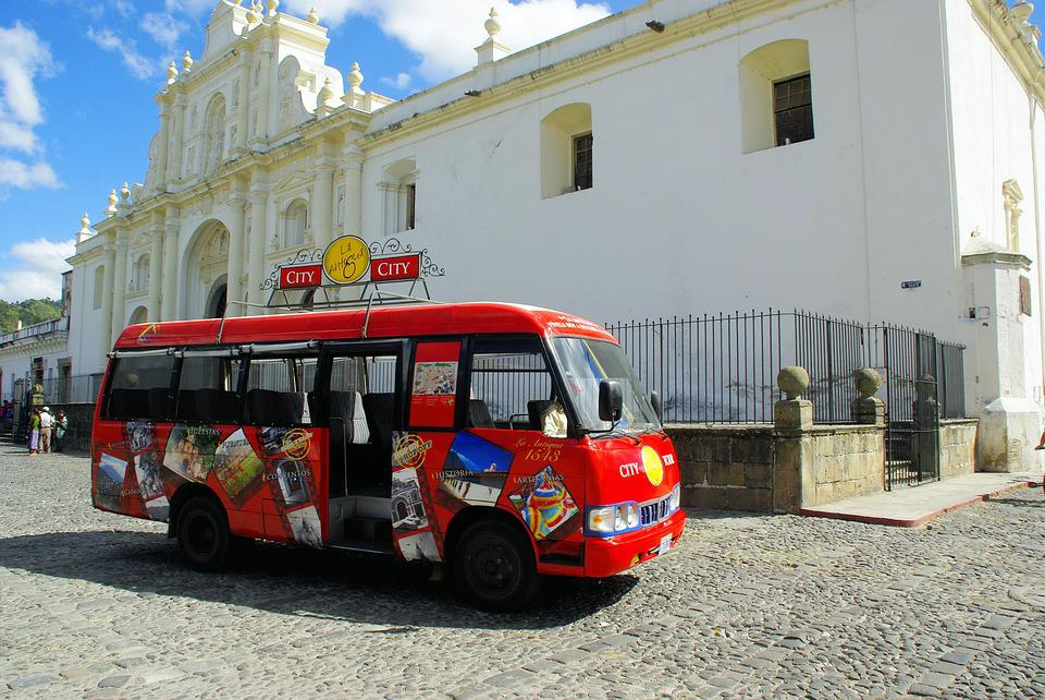 Antigua, Gwatemala, Turystyka, Katedra
