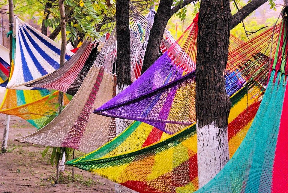 Gwatemala, Hamaki, Rynku, Kolor